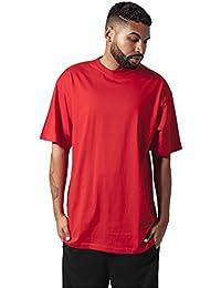 Urban Classics Tall Tee T-Shirt TB006-2, size:3XL;Farbe:rot