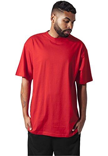 Preisvergleich Produktbild Urban Classics Tall Tee T-Shirt TB006-2,  size:L;Farbe:rot