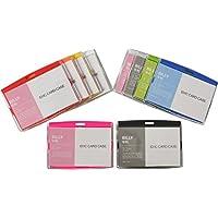 Funda soporte de plástico duro para tarjetas, nuevo - plástico, blanco