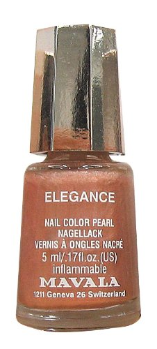 Smalto Minicolors Elegance di Mavala, Smalto Donna - 5 ml.