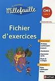 Image de Le nouveau Millefeuille CM1 : Fichier d'exercices