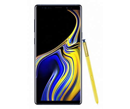 """Samsung N960 Galaxy Note 9 - Smartphone de 6.4"""" (Octa-Core, RAM de 6 GB, memoria de 128 GB, cámara de 12+12 MP, Android 8.1) color azul [version español]"""
