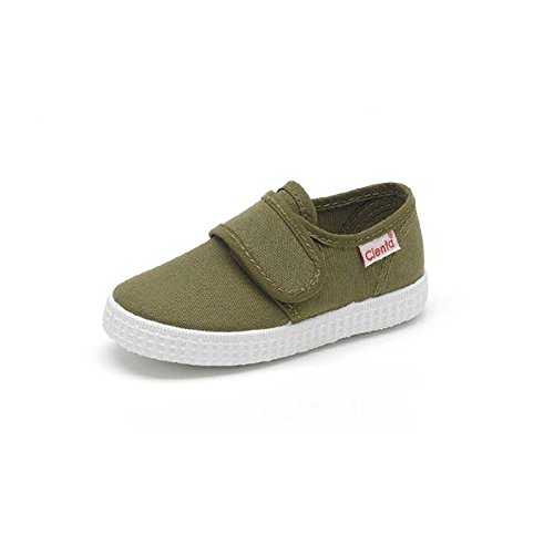 CIENTA, Sneaker bambini Verde Size: 27
