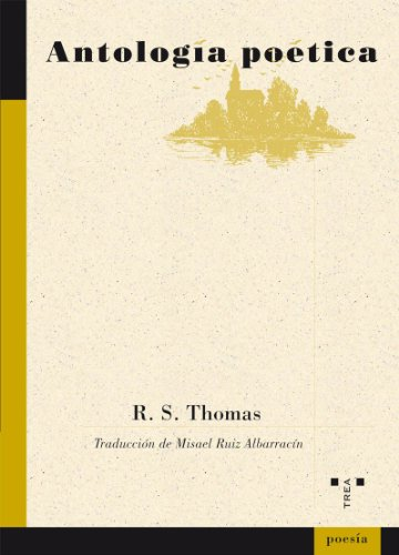 Antología poética por Ronald Stuart Thomas