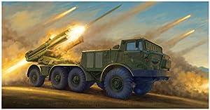 Trumpeter 01026Maqueta de Russian 9p140Tel of 9K57uragan multipl Launch Rocket Sistema, Juego