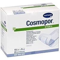 Cosmopor Steril Wundverband Spar-Set 2x25 Pflaster 10x10cm. preisvergleich bei billige-tabletten.eu