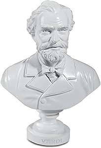 Buste de Verdi - 12,5 cm