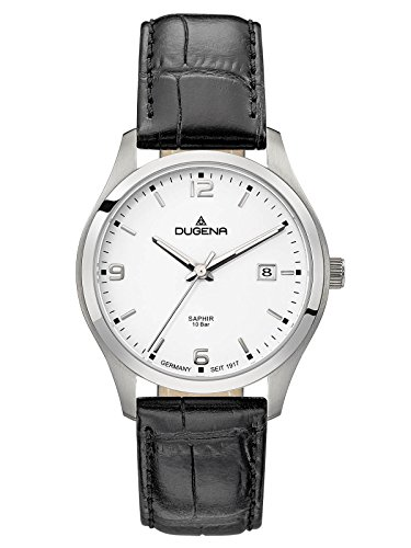 Dugena Unisex Adult Analogue Automatic Watch with None Strap 4460694