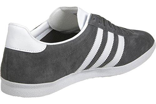 Adidas Gazelle OG Sneakers, Unisex Adulto dgh solid grey/ftwr white/dark grey