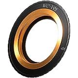 XCSOURCE Adaptateur Confirmer Réglable pour M42 Lentilles vers Anneau d'adaptateur Canon EOS EF Caméra Lentilles DC703