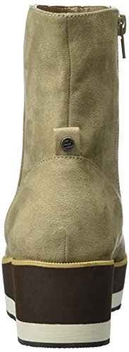 Bullboxer Ankle Boot, Stivaletti Donna Beige (Taupe)