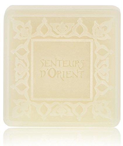 Senteurs d'Orient 0412SMTF Seife Mini Ma'Amoul Fleur de Tee, quadratisch Arabesque Tee