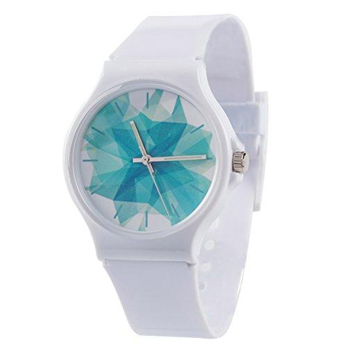 Zhhlinyuan Kinder Analog Quarz Uhren Wasserdicht Zeit Lehrer Uhren Sport Armbanduhr für Kinder Jungen Mädchen