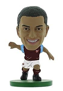 SoccerStarz Javier Hernández soc1179-West Ham United-Kit de casa (Classic)/Cifras