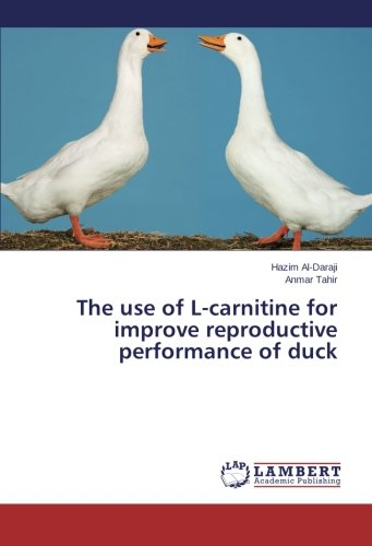 The use of L-carnitine for improve reproductive performance of duck