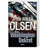 Das Washington Dekret - Thriller.