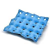 Cojín hinchable antiderrames hinchable cojín de aire individual hogar cuidado anciano paciente colchón decubito