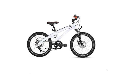 Original BMW Junior Cruise Bike Kinderfahrrad weiß/rot - Kollektion 2016/2018