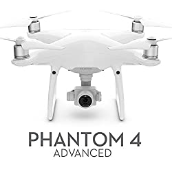 DJI Phantom 4 Advanced quad-copter Drone with One extra battery