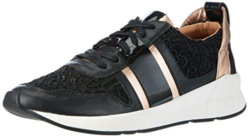 Brax Damen Brest Running Sneaker Schwarz (nero combi)