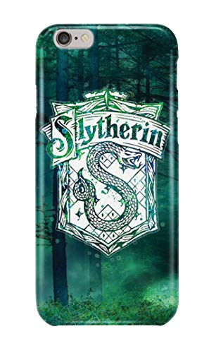 Case Me Up Handy Hülle für iPhone 6 6s Harry Potter Voldemort Hogwart Slytherin Gryffindor 11 Designs (Iphone Harry-potter-fall 6)