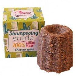 LAMAZUNA Shampooing solide Cheveux gras - 55g
