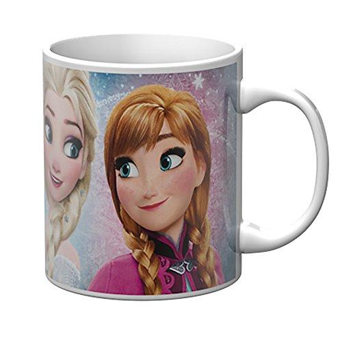 Star Licensing Disney - Taza Frozen, cerámica, Multicolor