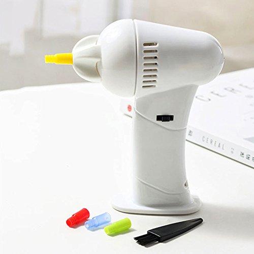Elektrischer Vakuum-drahtloser Ohr-Reiniger-Wachs-sicherer Remover-Schmerzlos-Werkzeug