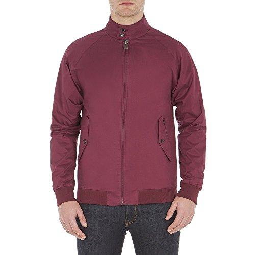 ben-sherman-giacca-basic-uomo-102-bordeaux-medium