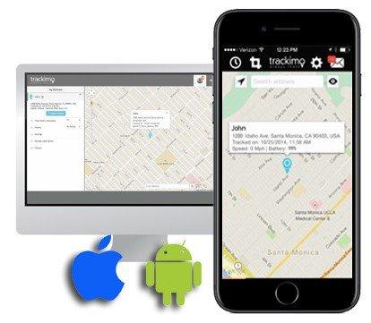 TRACKIMO Mini WiFi BT Waterproof Schwarz GPS Tracker 2G inkl. 1 Jahr Datendienst weltweit / Haustiertracker / Personentracker / Urlaub / Reisen/ Hund / Katze / Tracken / Klein - 3