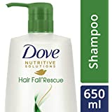 Dove Hair Fall Rescue Shampoo, 650ml