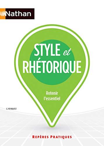 Style et rhétorique par Claude Peyroutet