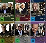 Commissario Montalbano Staffel 1-6 im Set - Deutsche Originalware [22 DVDs]