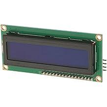 IIC I2C Serie 1602 16x2 Pantalla LCD Módulo de Carácter Azul Para Arduino