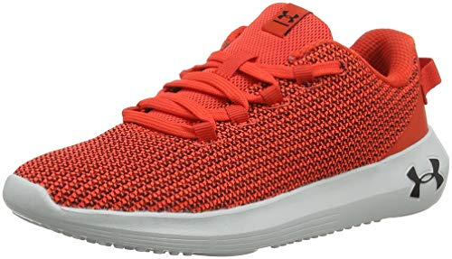 Under Armour Damen Ripple Cross-Trainer, Rot Radio Red Black, 42 EU