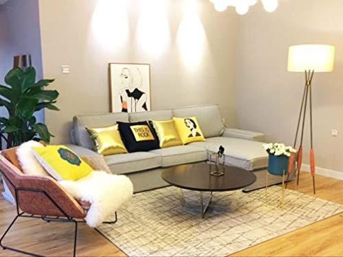 miruike Bereich Teppiche für Wohnzimmer moderne abstrakte Streifen Hypoallergen rutschhemmend Verdickte Super Weich, Polyester, 6.6'x9.8'(200x300cm)