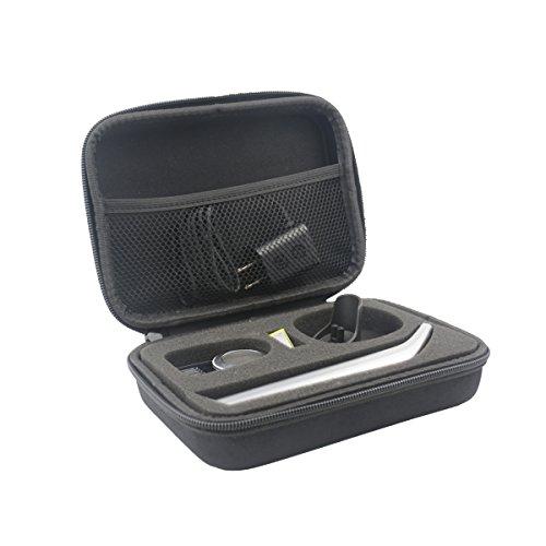 para Braun Series 3 3010BT 3010 3040s 3030s 3020s 3000s Afeitadora  eléctrica Viajar Difícil Caso Bag box por VIVENS AHGRD005803 Navidad ccc303de2832