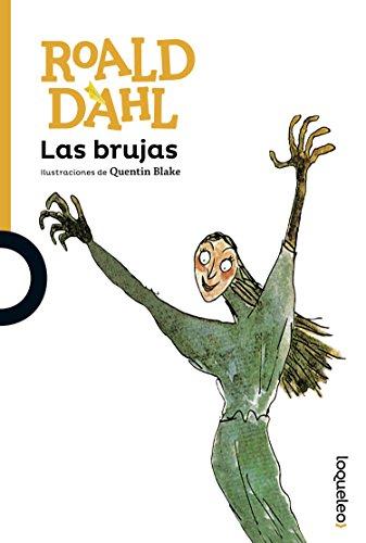 Las brujas por Roald Dahl
