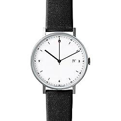 VOID Watch - PKG01 - Silver/Black/White