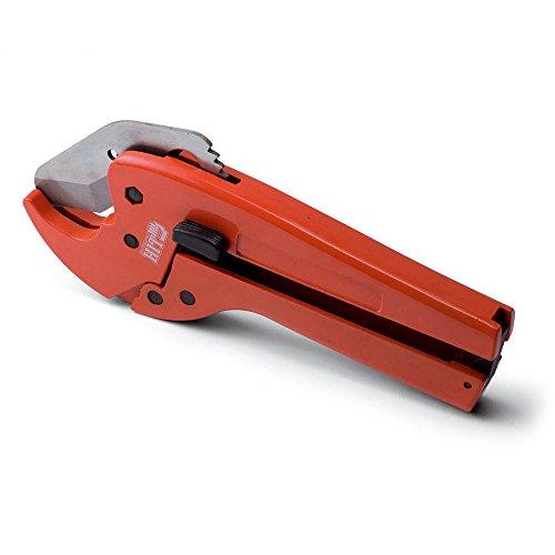 Tagliatubi per PVC professionale taglio 42mm tronchese plastica idraulico 108155