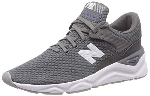 New Balance Herren X-90 Sneaker, Grau (Castlerock/Moroccan Tile Gr), 42 EU -