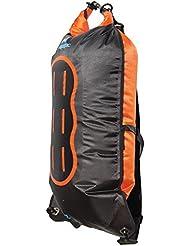 Aquapac Mochila Estanca Noatak - Capacidad 25L, negro-naranja