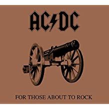 For Those About To Rock We Salute You by AC/DC (2003-04-29)