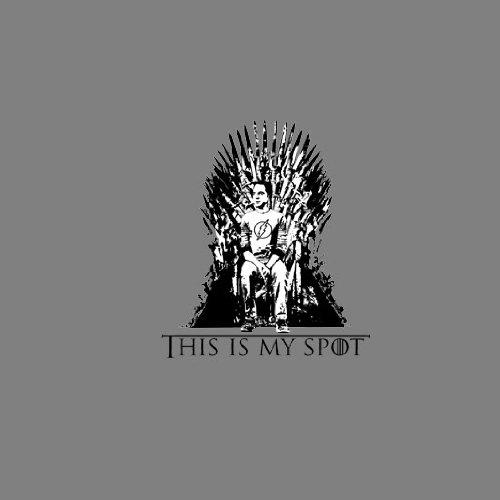 Sheldon's Throne - Stofftasche / Beutel Grün
