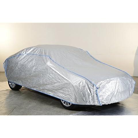 copertura del auto, garage auto, car cover - ASTON MARTIN V8 VANTAGE colore argento con custodia