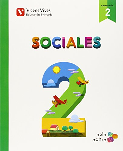 Sociales 2 andalucia (aula activa)