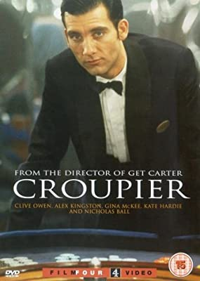 Croupier [DVD] [1999] by Clive Owen