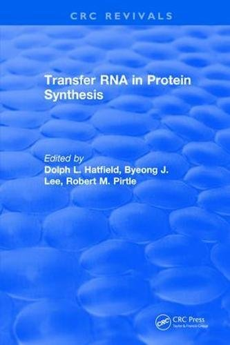Transfer RNA in Protein Synthesis