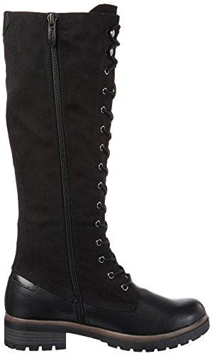 Tamaris 25625, Stivali Donna Nero (Black)