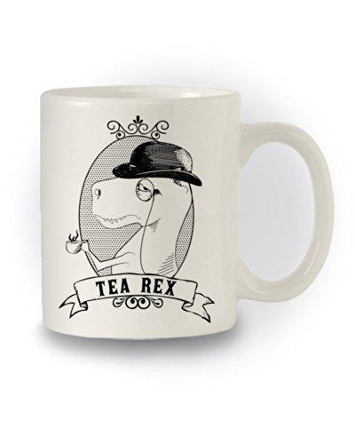 Shaw Keramik (Dinosaur Humour Inspired 'Tea Rex' Funny Mug by Shaw Tshirts)